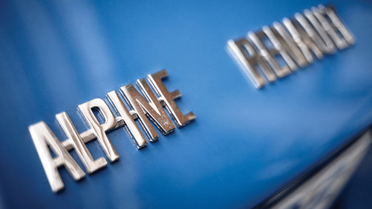 Car Porn: 1974 Alpine-Renault A110 1800 Group 4 Works