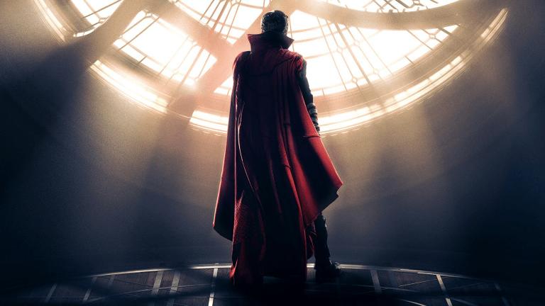 Watch The First 'Doctor Strange' Trailer