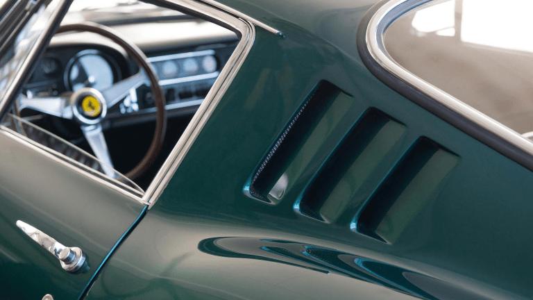 Car Porn: 1967 Ferrari 275 GTB/4