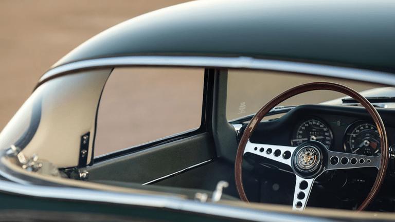 12 Stunning Photos Of A 1965 Jaguar E-Type