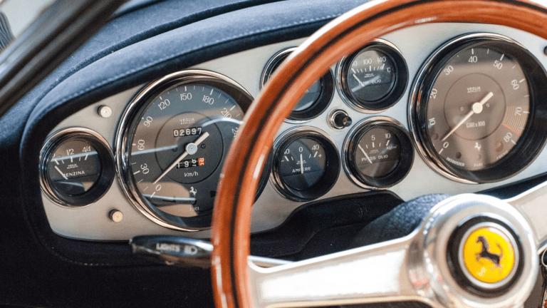 This 1971 Ferrari 365 GTB/4 Daytona Is Sex On Wheels