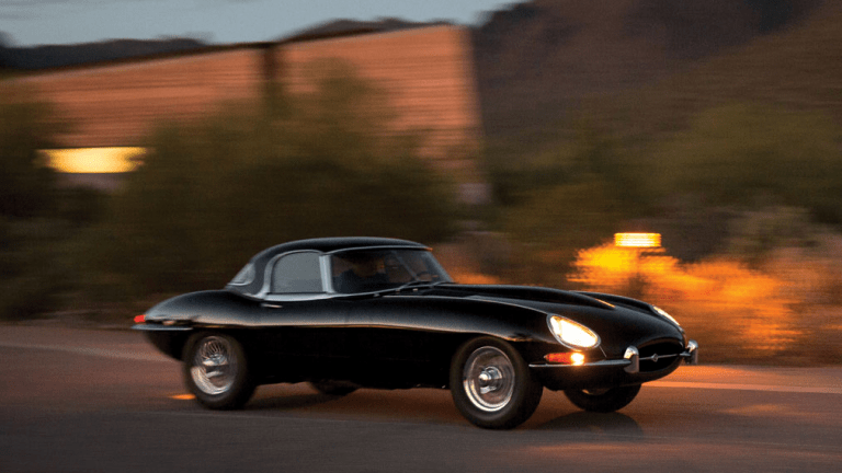 Black Cat: This 1966 Jaguar E-Type Roadster Is Automotive Ecstasy