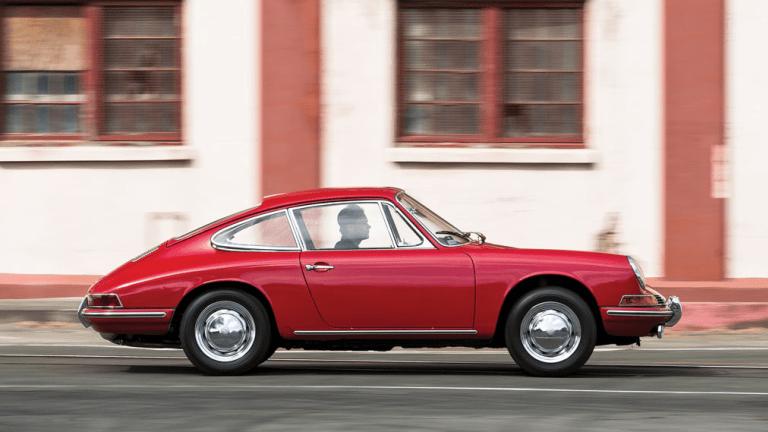 Car Porn: A Sexy 1965 Porsche 911