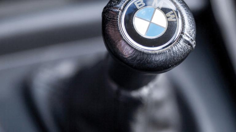 Car Porn: An Ultra-Cool 1972 BMW 2002