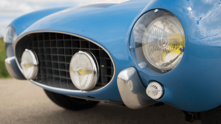 Car Porn: 1956 Ferrari 250 GT Berlinetta Competizione