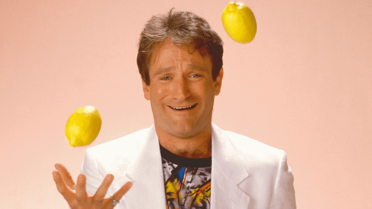 15 Brilliant Life Lessons From Robin Williams