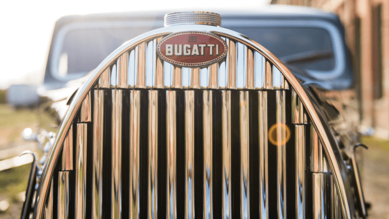 13 Photos Of A Mobster Worthy 1938 Bugatti Type 57C