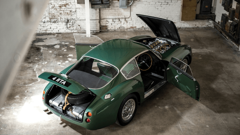 20 Epic Photos Of A 1962 Aston Martin DB4GT Zagato