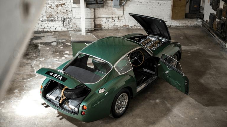 20 Epic Photos Of A 1962 Aston Martin DB4GT Zagato