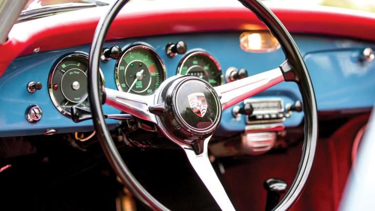 19 Gorgeous Photos Of A 1961 Porsche 356 B 1600 Cabriolet