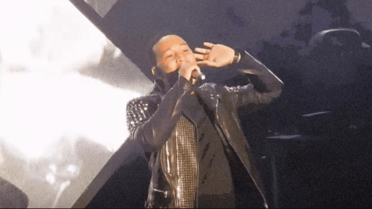 "Listen To John Legend Crush A Cover Of ""Sexual Healing"""