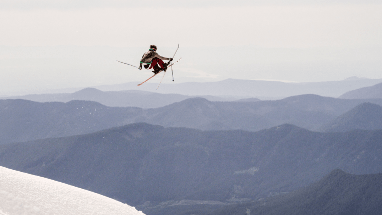 Even If You Don't Ski, You'll Be Blown Away By This Quick Video