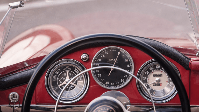 This Rare Alfa Romeo Is an Automotive Masterpiece