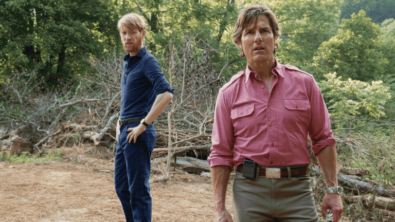 Tom Cruise Runs Drugs for the CIA in Outrageous 'American Made' Trailer