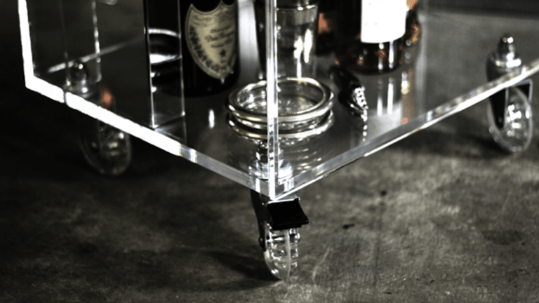Elevate Your Home With These Luxury Bar and Wine Carts