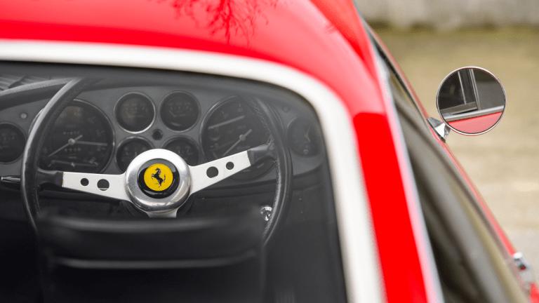 Sir Elton John's 1972 Ferrari Daytona Is Currently For Sale
