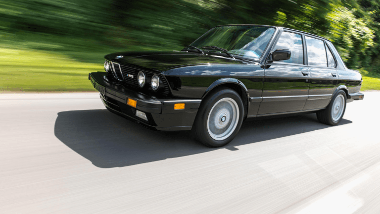 It Doesn't Get Much Better Than This '88 BMW M5