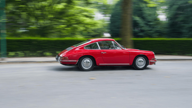 This '65 Porsche 911 Is so Pretty It Hurts
