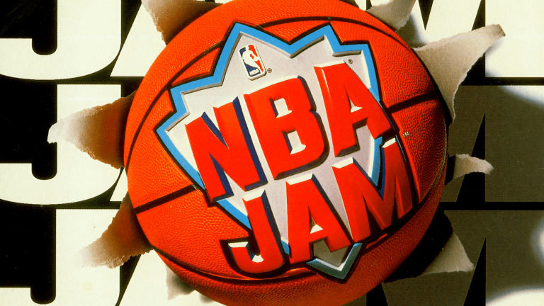 Amazing Throwback Video Shows How They Made 'NBA Jam' In the 90s