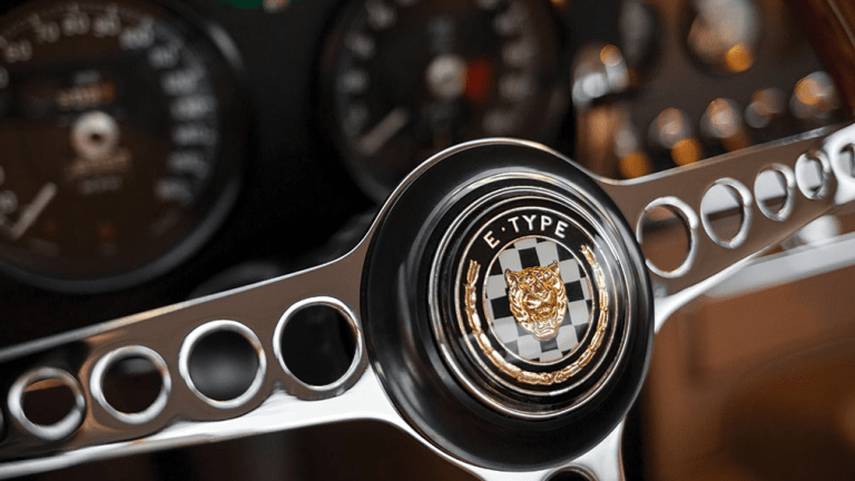 The Quintessential Vintage Ride
