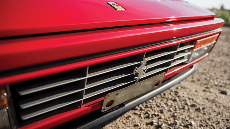 This Ferrari 328 GTS Is Dripping In 80s Cool