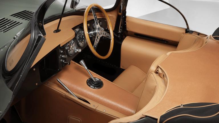 Jaguar Is Bringing Back the XKSS for Modern Day Steve McQueens
