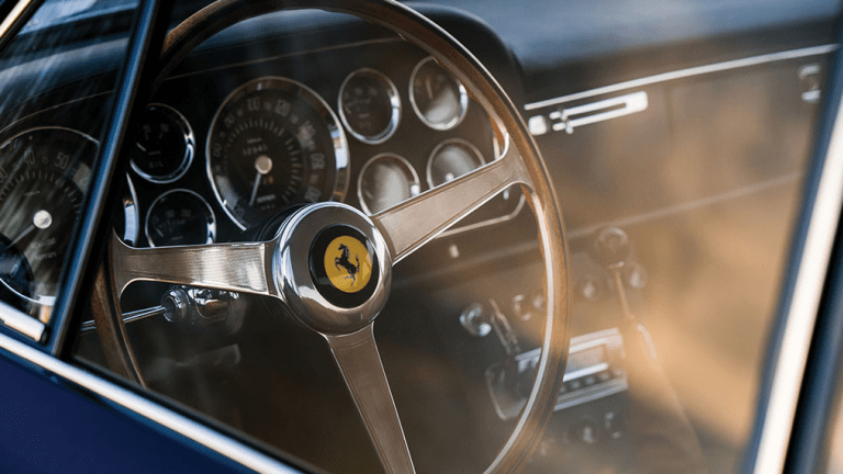 This '61 Ferrari 400 Superamerica Is Looking for a New Home
