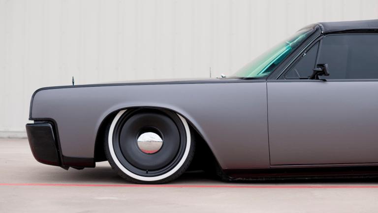 Car Porn: 1964 Lincoln Continental Convertible