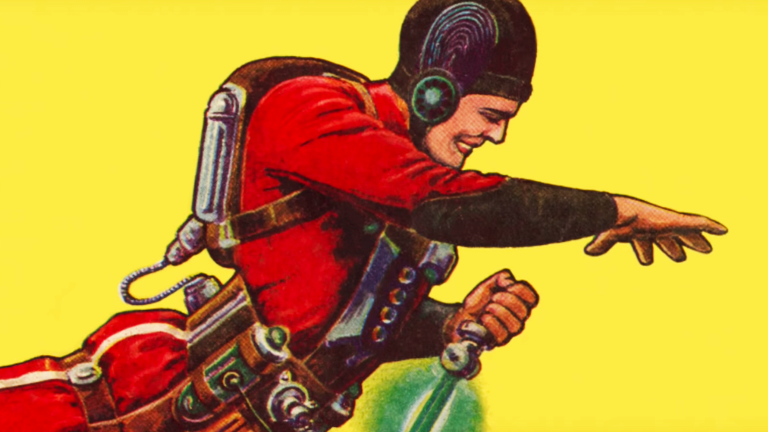 The Beautiful, Weird & Avant-Garde Art of Vintage Sci-Fi Books