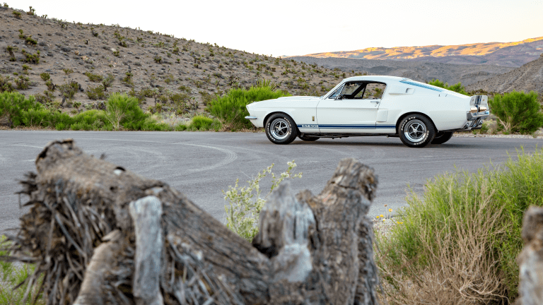 Shelby Is Bringing Back the GT500 Super Snake for Limited Run
