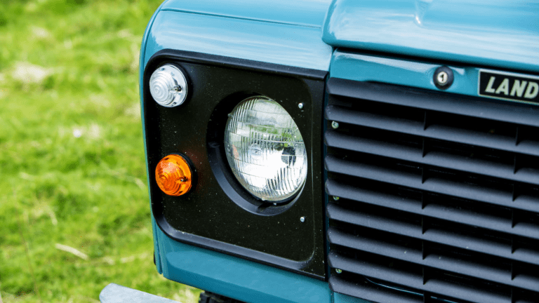You Can Score This Vintage Land Rover for Less Than $5,000