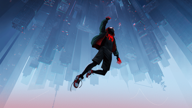 The New 'Spider-Man: Into the Spider-Verse' Trailer Is Brilliant, Beautiful & Very Funny