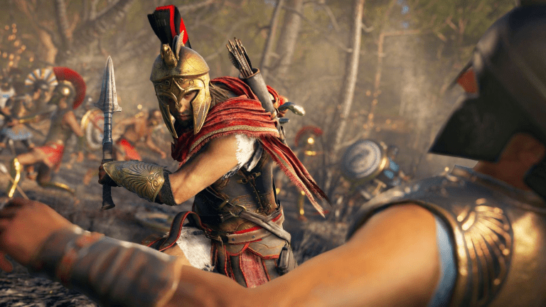 Watch the Beautiful Game Trailer for 'Assassin's Creed: Odyssey'