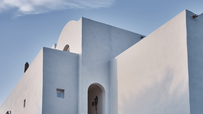 Inside Santorini's Newest Hideaway