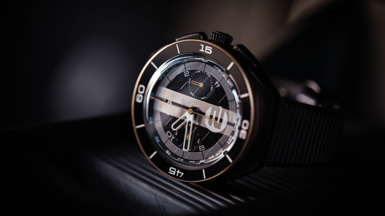 Only Owners of the New Ford GT Can Get This Watch