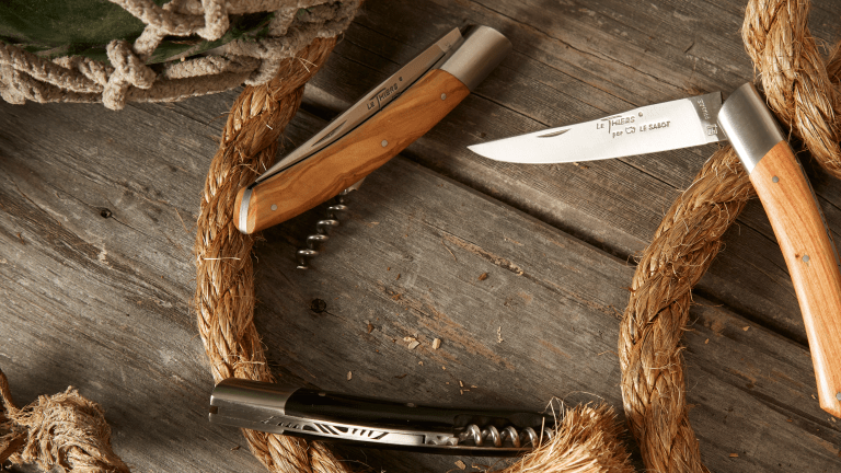 This Modern Pocket Knife Is 600 Years in the Making