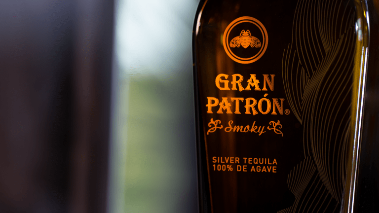 Patrón's New $199 Gran Patrón Smoky Tequila Is a 101 Proof Party-Starter