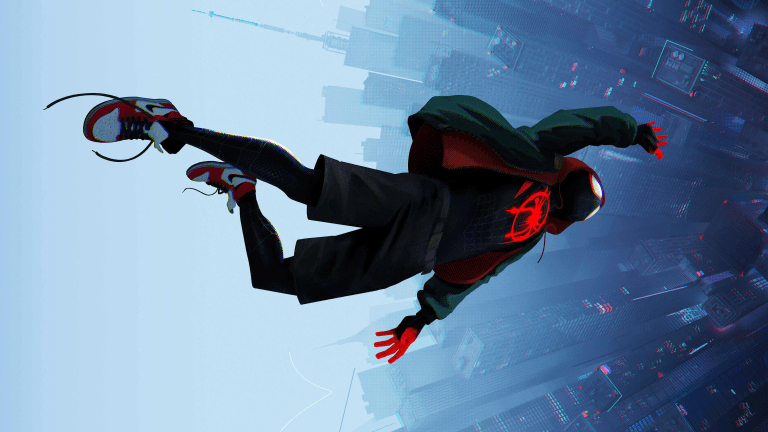 'Spider-Man: Into the Spider-Verse' Gets Gorgeous New Trailer