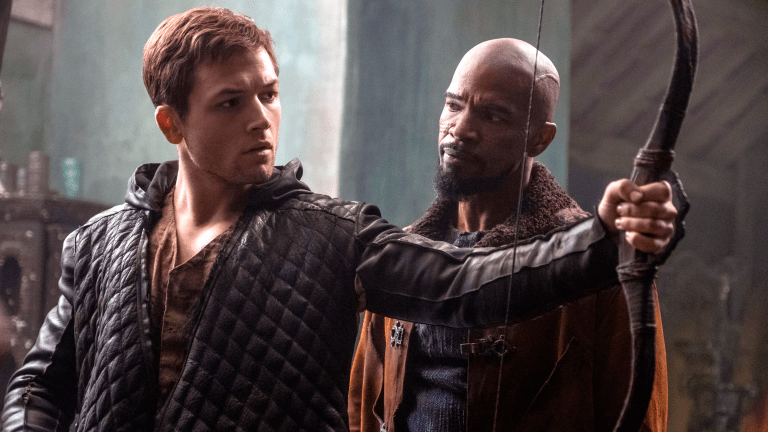 The Final 'Robin Hood' Trailer Hits All the Right Notes