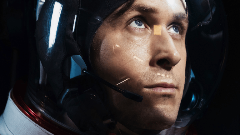 How the Cosmic Score of 'First Man' Came to Life