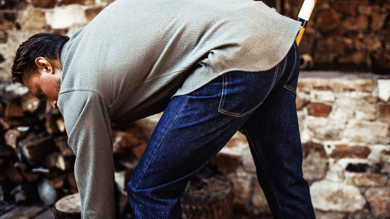 These Are the World's First Organic Cotton Selvage Denim Jeans