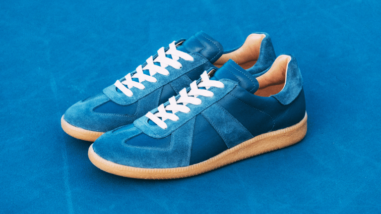 Oliver Cabell Marks Down the Retro-Inspired GAT Sneaker