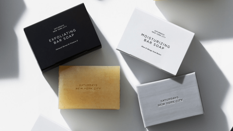 Saturdays NYC Expands Grooming Range With Shaving Cream and Bar Soaps