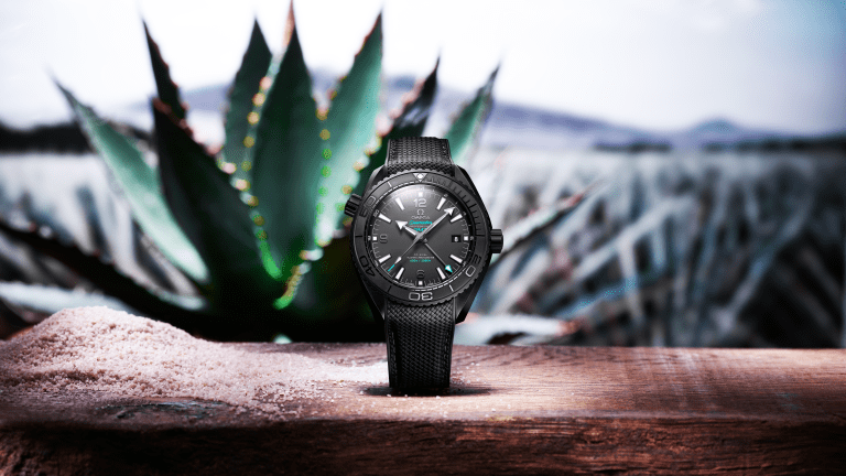 Omega x Casamigos Is the Collab You Weren't Expecting—But Shouldn't Mind