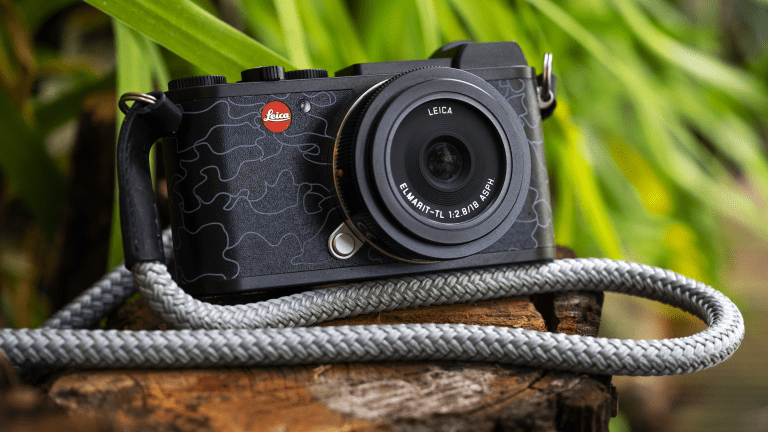 Leica Unveils Special Editon 'Urban Jungle' Camera