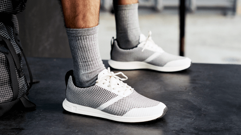 UPDATE: YORK Athletics' Mesh Knit Sneaker Is 40% Off Right Now