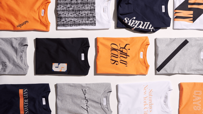 Saturdays' S/S Collection Is Up to 50% Off Right Now