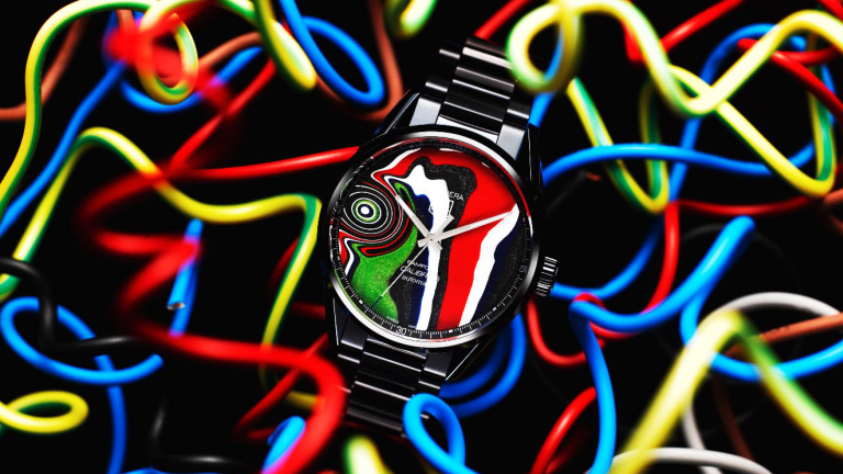Bamford Watch Department x Black Badget Debut Gorgeous TAG Heuer Collection