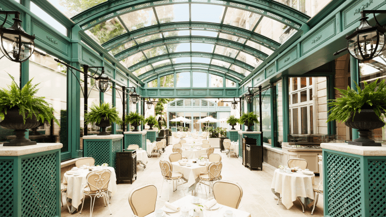 The 10 Coolest Hotels and Restaurants in Paris