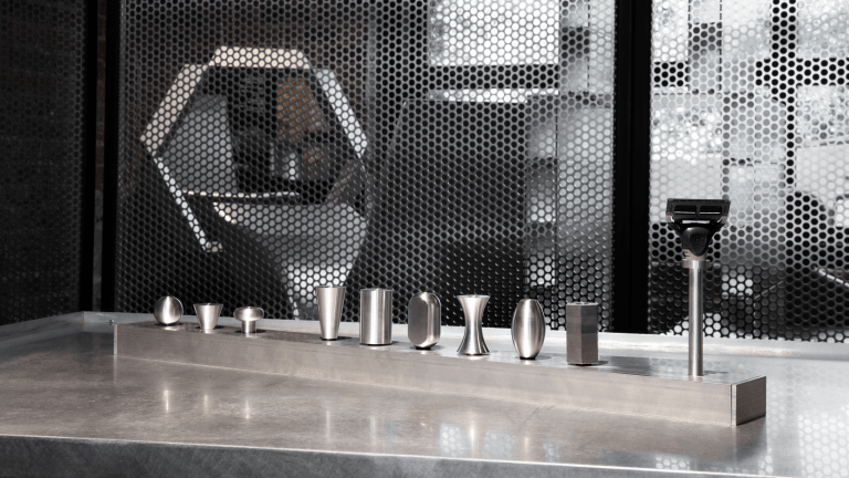 Harry's and Tom Dixon Team Up on Gorgeous Barbershop and Shaving Tools